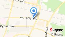 ShaurMan на карте