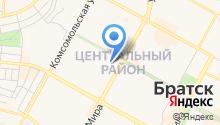 Адвокатский кабинет Чеботаревой Е.Г. на карте