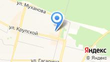 Банкротовед на карте