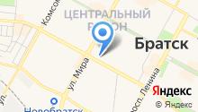Адвокатский кабинет Возных Т.Ю. на карте
