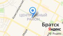 Muzтанг на карте
