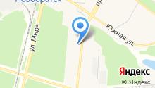 ДМС на карте