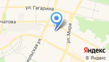 Детский сад №86, Антошка на карте