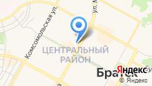Братский Драматический театр на карте