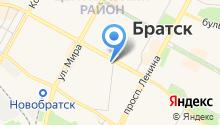 A Service на карте