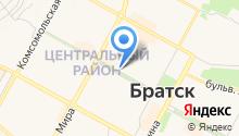 Банкомат, Банк Союз на карте