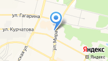 Автоцентр оформления и страхования транспорта на карте