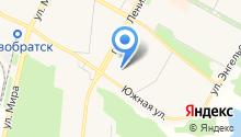 Детский сад №92, Василёк на карте