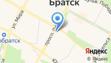 Доктор Потолков на карте