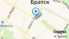ION.SX на карте