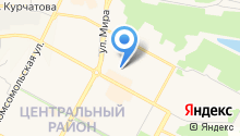 Детский сад №91, Голосок на карте
