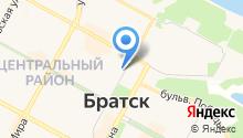 ВостСибЖАСО на карте