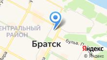 8EK на карте