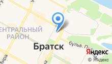 АЛЬФА КЛИНИНГ на карте