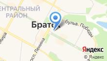 АС СЕРВИС на карте