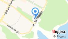 Братская объединенная техническая школа на карте