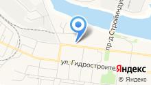 БратскСпецСтрой на карте