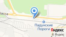 ВИНТ на карте