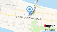 Библиотека №1 им. Г.П. Михасенко на карте