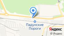 Твин Кам на карте