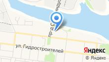 АСКОН-Ангара на карте