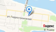 Vizavi на карте