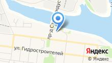 Бухинформ на карте
