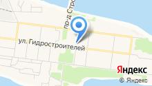 БГС на карте