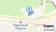 Strekoza на карте