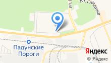 Бухгалтерская фирма на карте