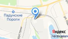 ВСРТА Кемеровские заводы на карте