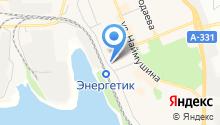 Братский коммунальный сервис на карте