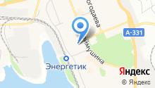 Детский сад №39, Ёлочка на карте