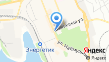 Neoplan на карте