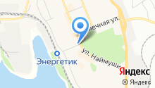 Банкомат, Байкальский Банк Сбербанка России на карте