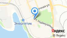 Братск Турист на карте