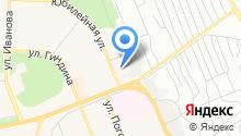 Автозапчасти из Тольятти на карте