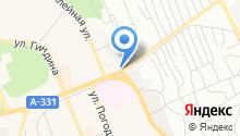 Webasto-сервис на карте