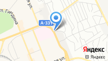 АвтоАзимут на карте