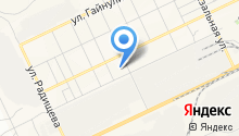 Андраник на карте