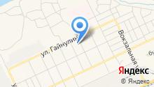 Байкальская баня на карте