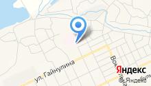 Братская городская больница №3 на карте