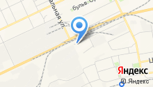 Автостоянка на ул. СТЭМИ на карте