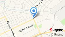 Димис на карте