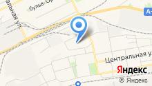 Детский сад №98, Ромашка на карте
