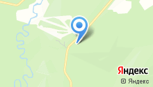 Ангарская горка на карте