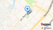 Аквамир на карте