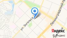 Байкальский экономико-правовой институт на карте