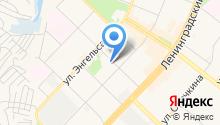 CopyrService на карте