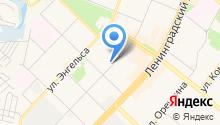Ангарская городская организация Профсоюза работников народного образования и науки РФ на карте